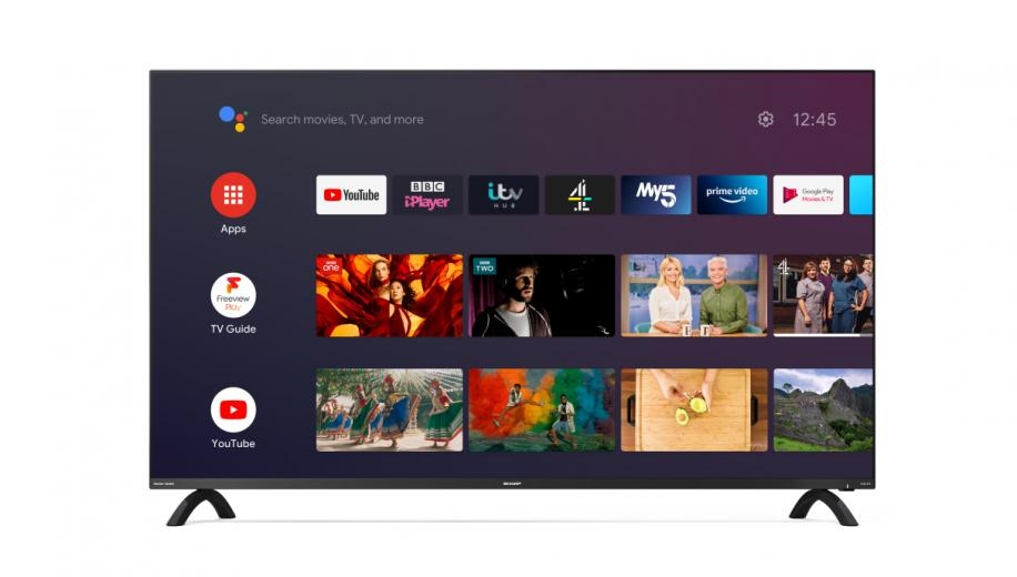 Sharp launches 4K DL and DN series LCD TVs for 2021