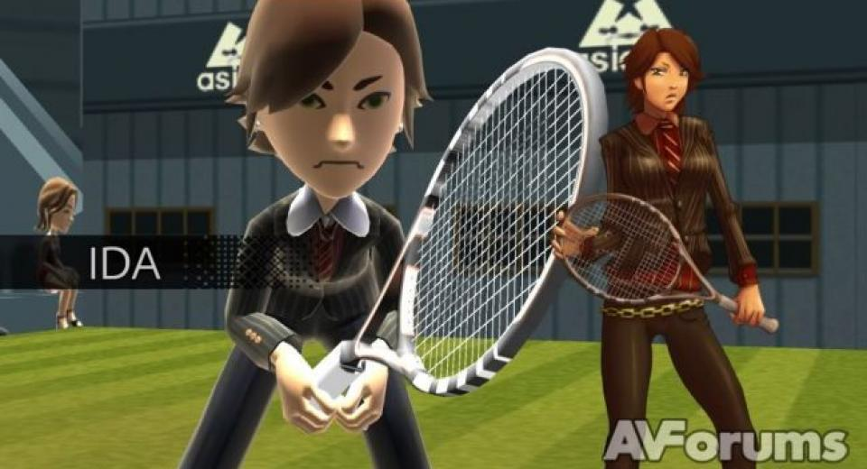 Ace Gals Tennis Xbox 360 Review