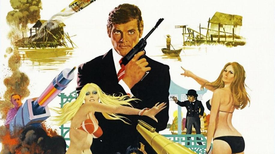 The Man with the Golden Gun Movie Review