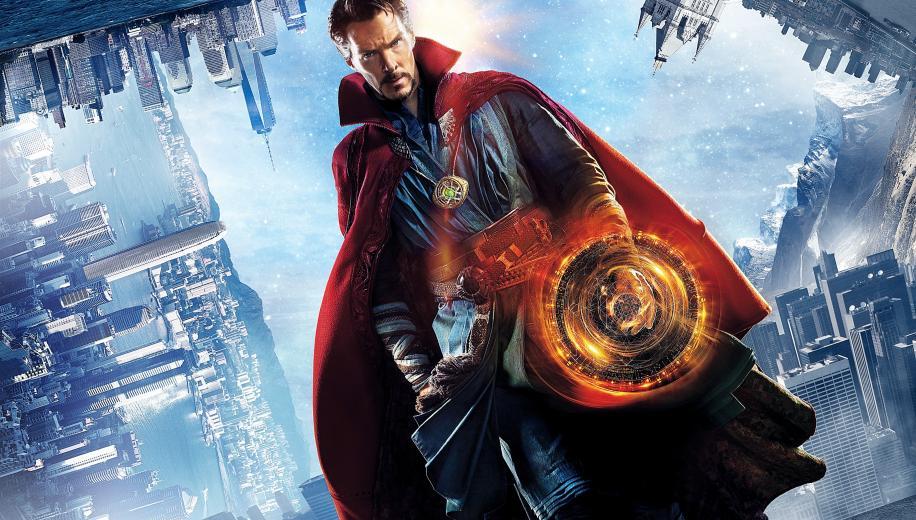 Doctor Strange Blu-ray Review