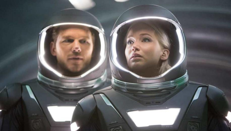 Passengers Ultra HD Blu-ray Review
