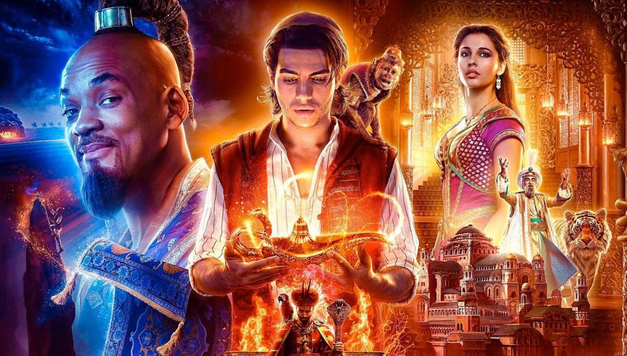 Aladdin 2019 4k Blu Ray Review Avforums