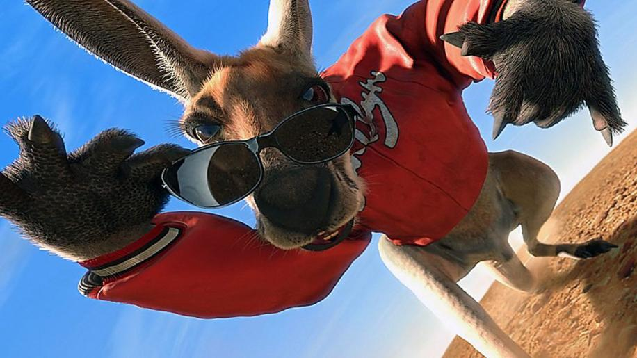 Kangaroo Jack DVD Review
