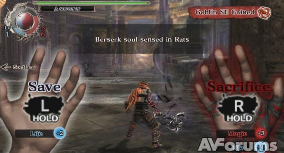 Soul Sacrifice PS Vita Review