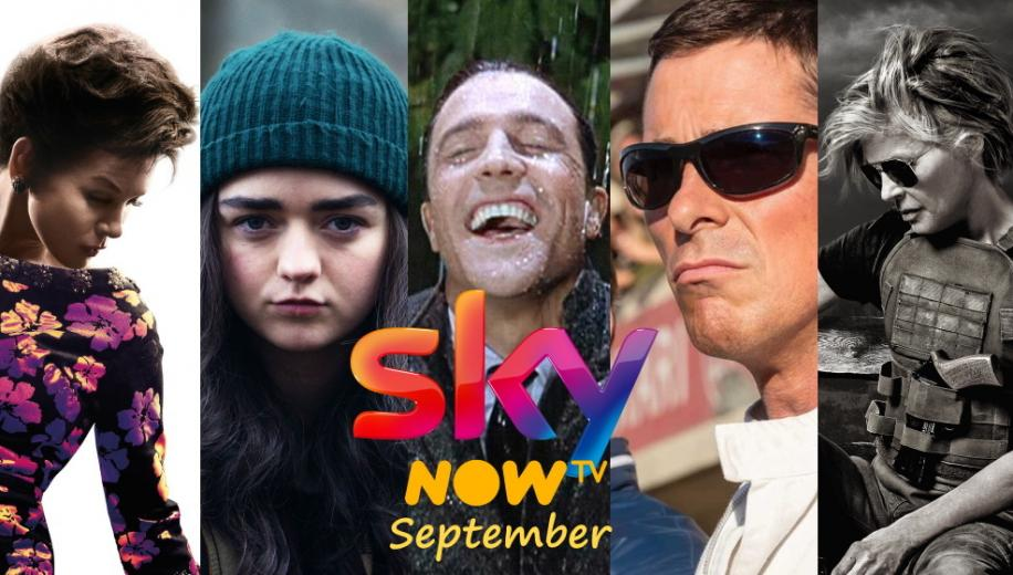 What's new on Sky and NOW TV for September 2020