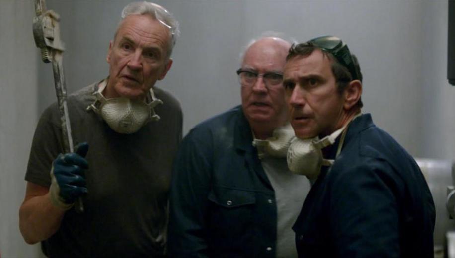 The Hatton Garden Job Movie Review