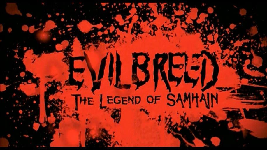 Evil Breed: The Legend Of Samhain DVD Review
