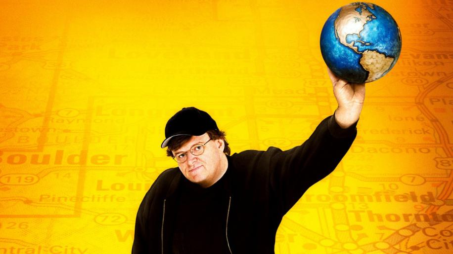 Bowling for Columbine Movie Review