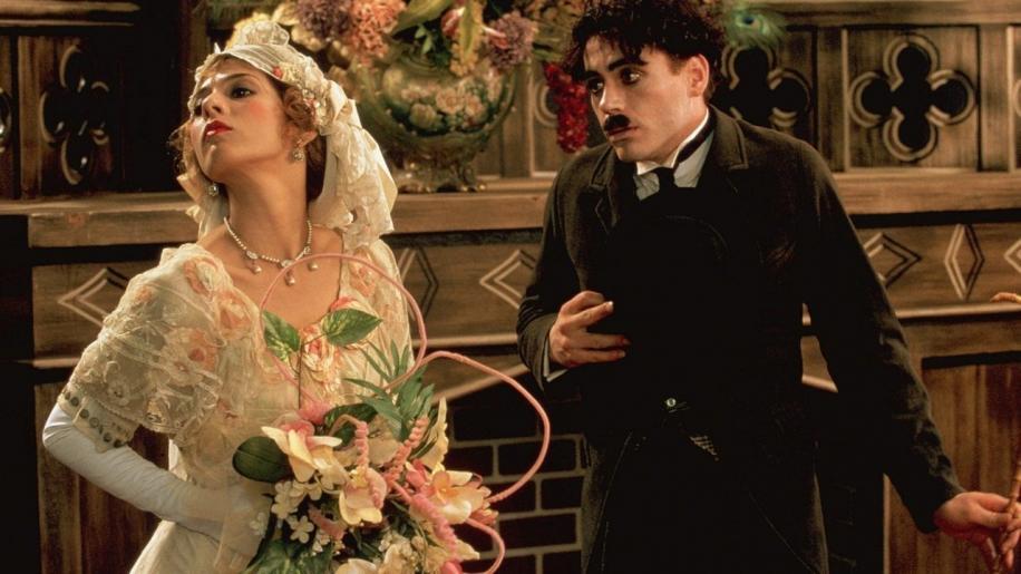 Chaplin Movie Review
