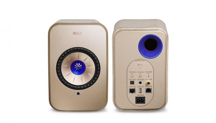 Kef unveils LSX Soundwave speaker by Terence Conran