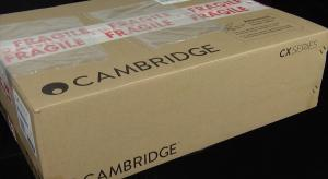 Unboxing and First Look at the Cambridge Audio CXU Universal Blu-ray Player