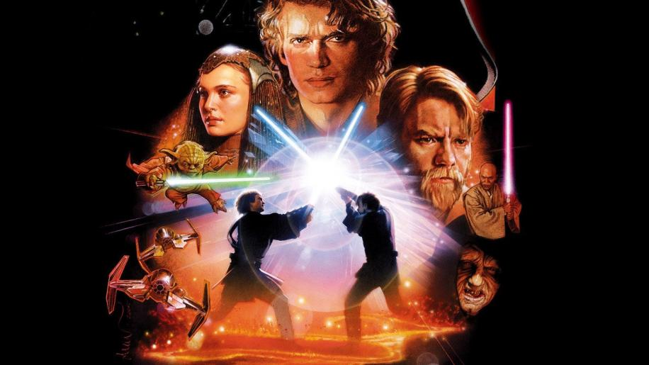 Star Wars Episode Iii Revenge Of The Sith Dvd Review Avforums