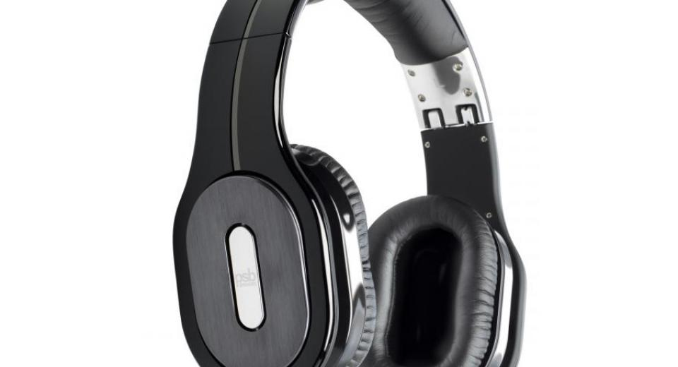 PSB M4U2 Active Noise Cancelling Headphones Review