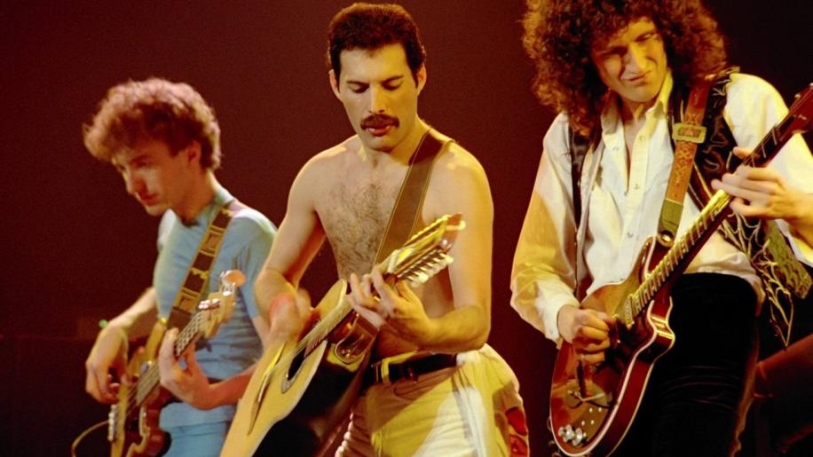 Queen Rock Montreal & Live Aid Movie Review
