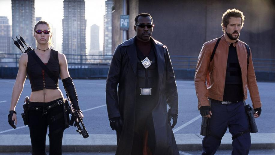 Blade Trinity: 2 Disc Edition DVD Review
