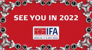 IFA 2021 in person event cancelled