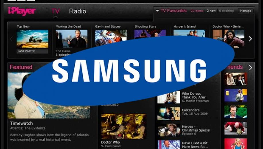 Samsung Smart TVs from 2012-2015 require update for BBC iPlayer