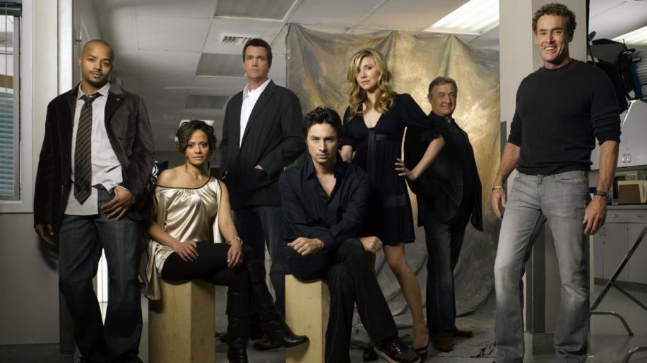 Scrubs: Season 3 DVD Review