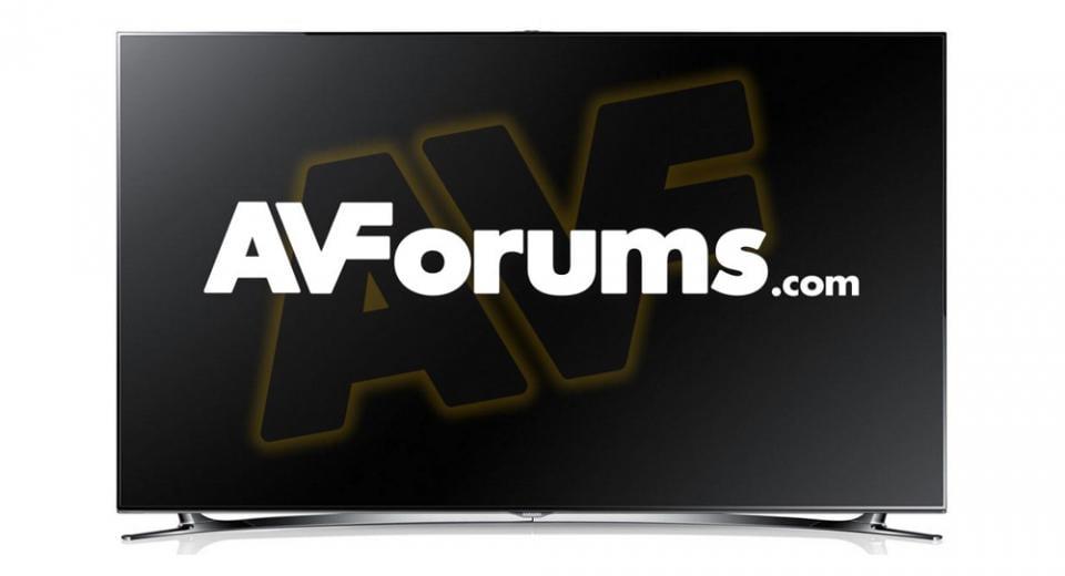 Samsung UE40F8000 TV Review