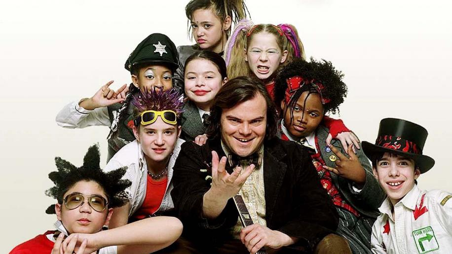 School Of Rock Special Collector's Edition DVD Review