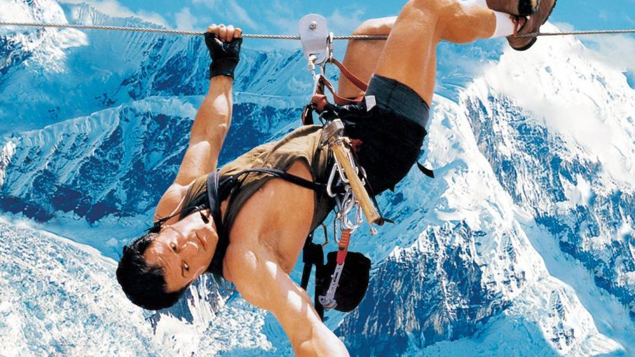 Cliffhanger DVD Review