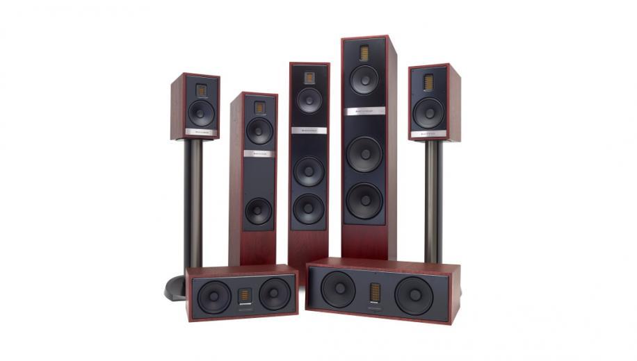 Martin Logan announces 7 new Motion speakers