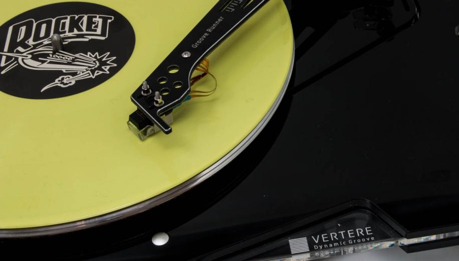 Vertere DG-1 Turntable Review
