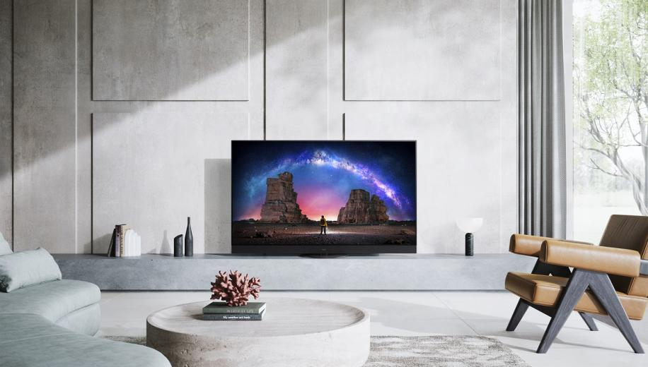 Panasonic introduces JZ2000 Flagship OLED TV with HCX Pro AI for 2021