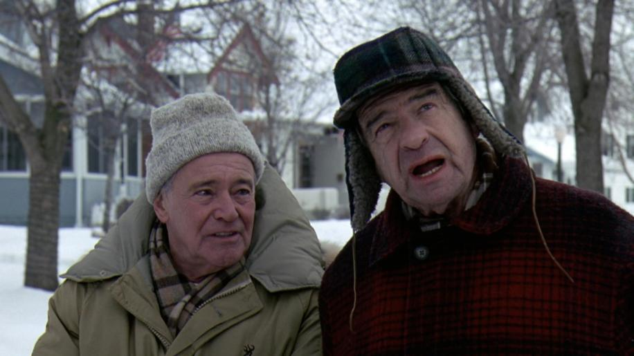 Grumpy Old Men Movie Review