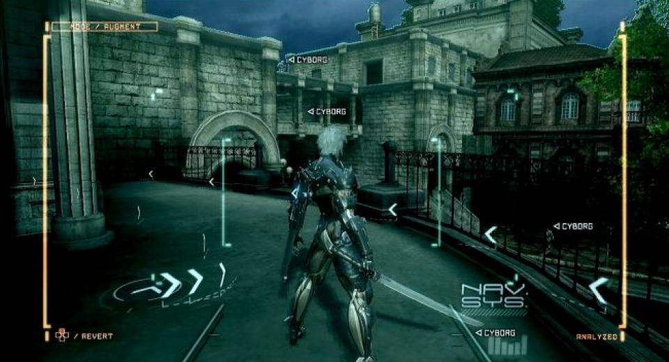 Metal Gear Rising: Revengeance PS3 Review