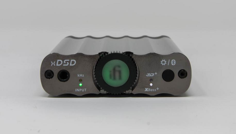 iFi xDSD DAC and Headphone Amp Review