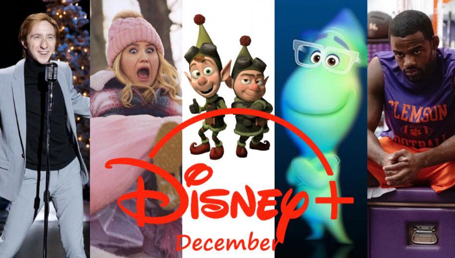 What's new on Disney+ UK for December 2020
