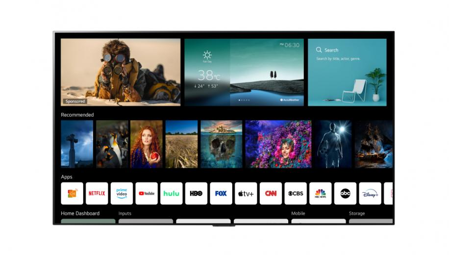 LG opens up webOS platform to TV manufacturers