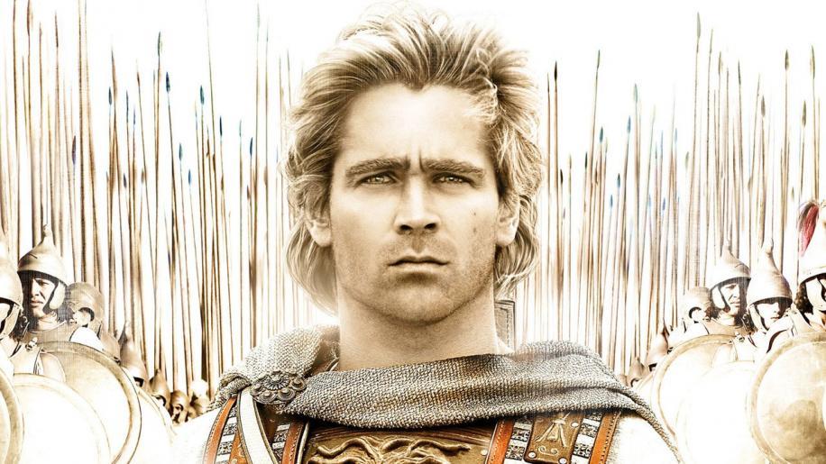 Alexander: Directors Cut 2 Disc Edition DVD Review