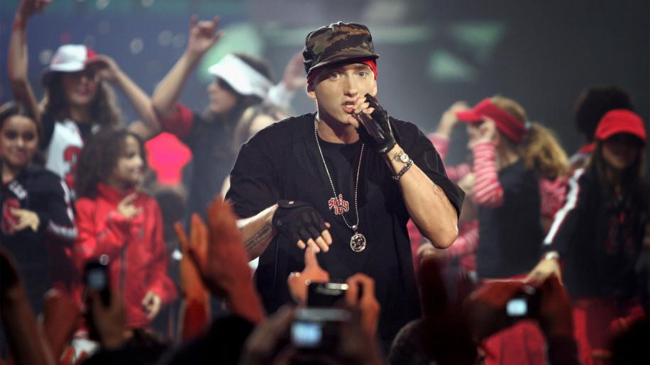 Eminem Presents The Anger Management Tour DVD Review