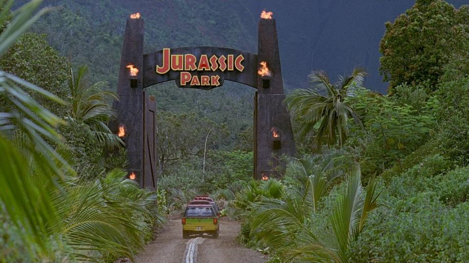 Jurassic Park Superbit Edition DVD Review