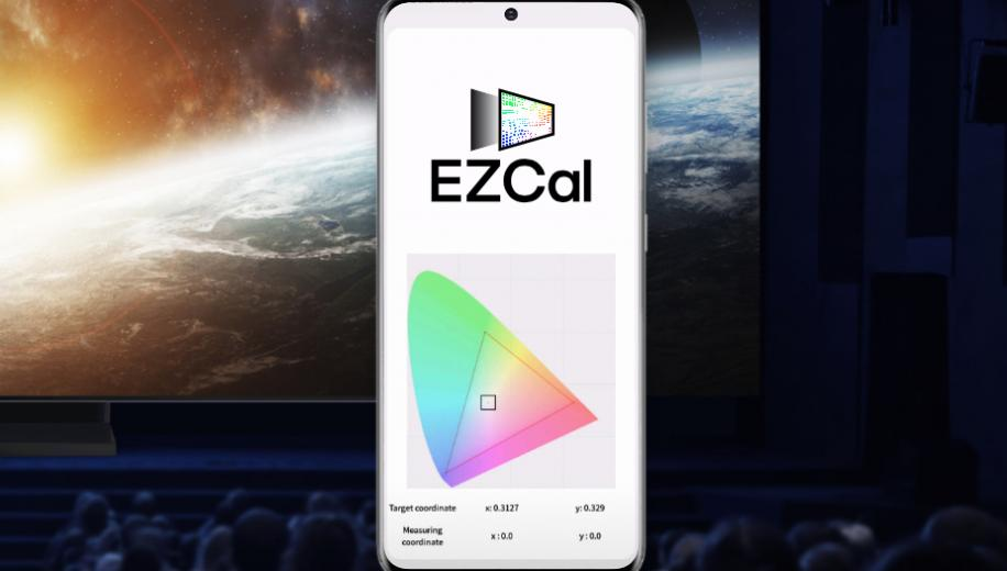 What is Samsung EzCal?