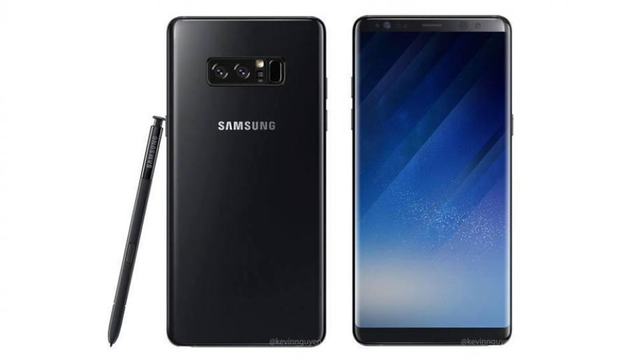 Samsung Galaxy Note8 Smartphone Review