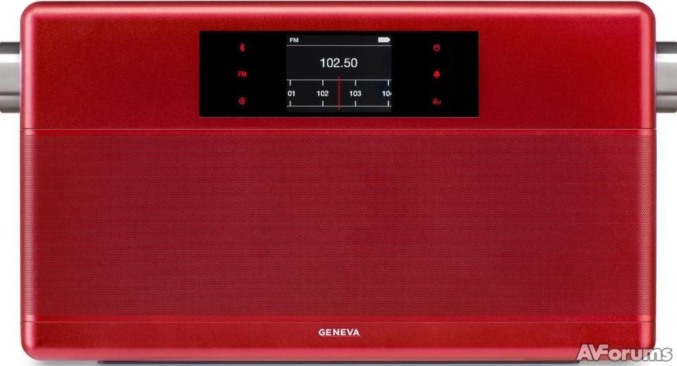 Geneva WorldRadio Review