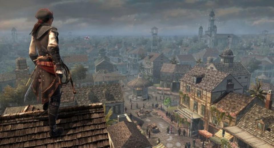 Assassin's Creed 3: Liberation PS Vita Review