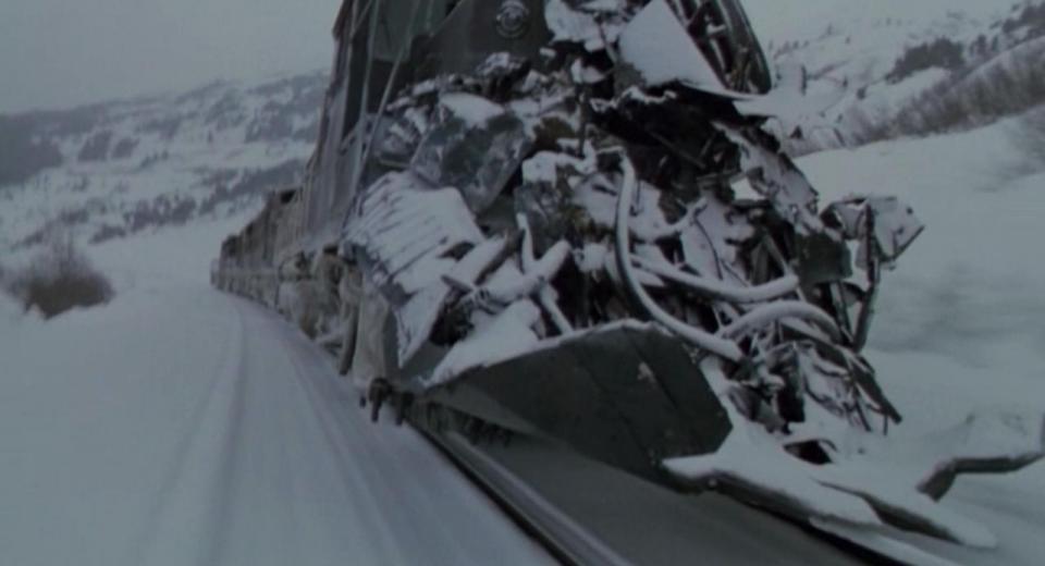 Runaway Train Blu-ray Review