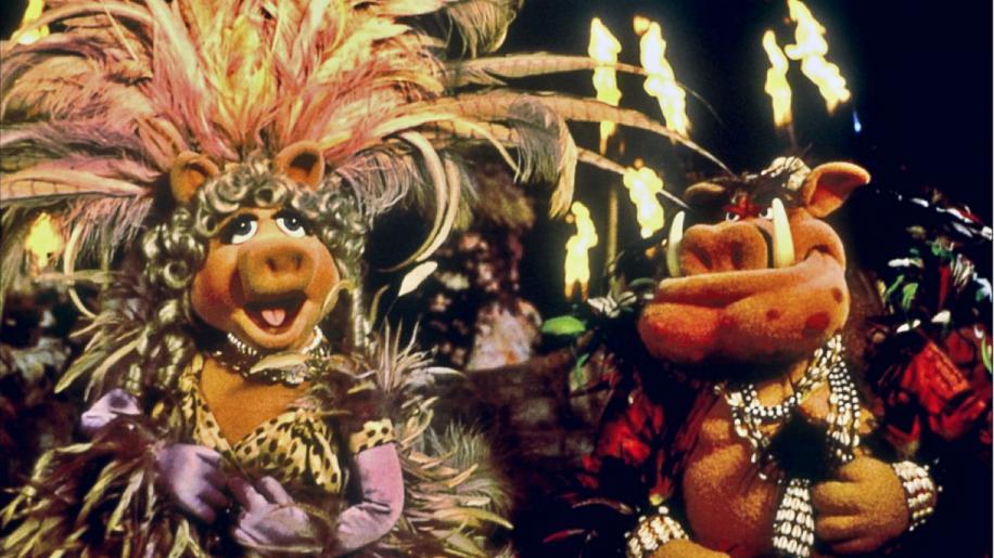Muppet Treasure Island Movie Review