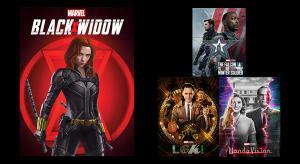 AVF Movies Podcast: Black Widow – MCU Phase 4: Do we still care?