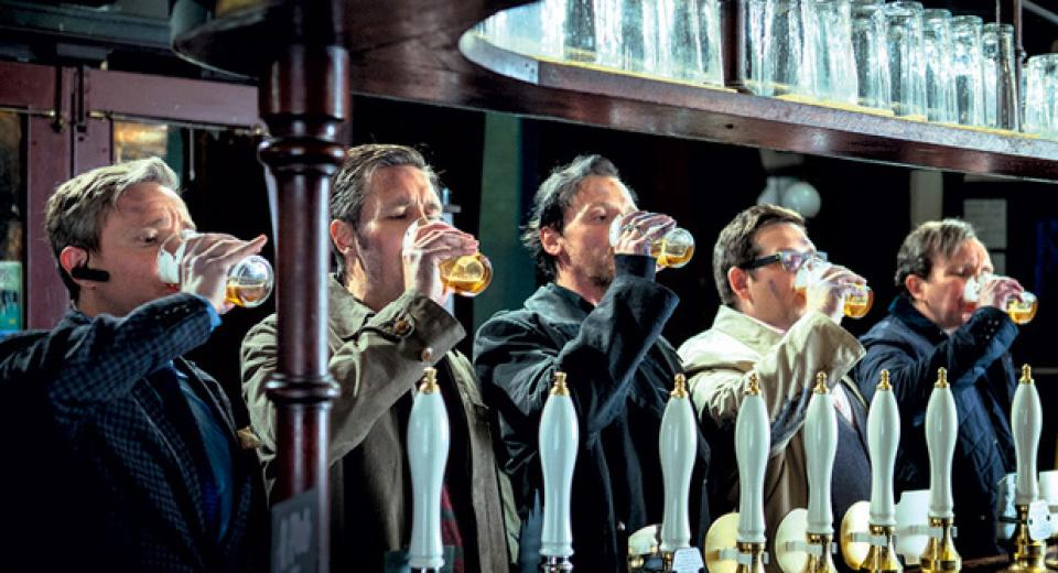 The World's End Movie Review