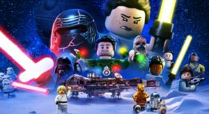 The Lego Star Wars Holiday Special (Disney+) Movie Review