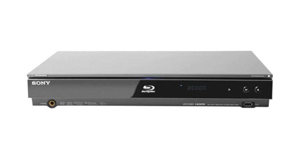 Sony BDP-S760 Blu-ray Disc Player Review