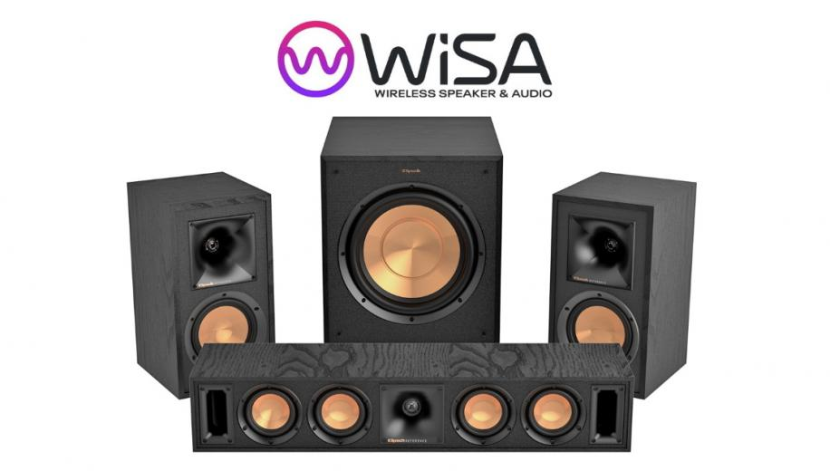 Klipsch launches latest WiSA Certified Reference Wireless speakers