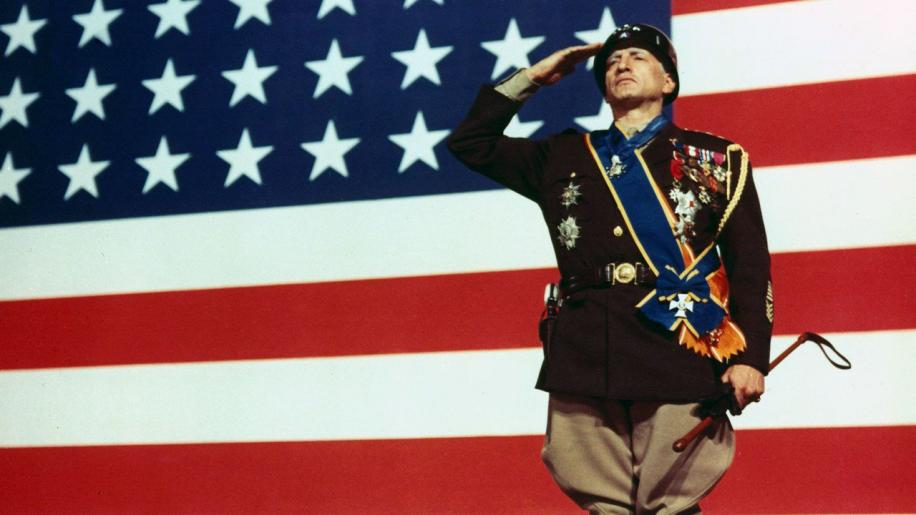 Patton Movie Review