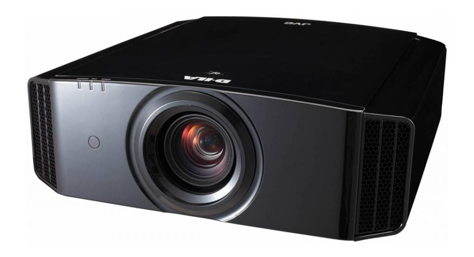 JVC X30 DILA 3D Projector Review