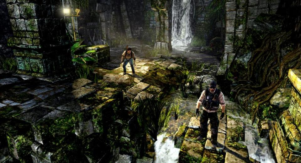 Uncharted: Golden Abyss PS Vita Review